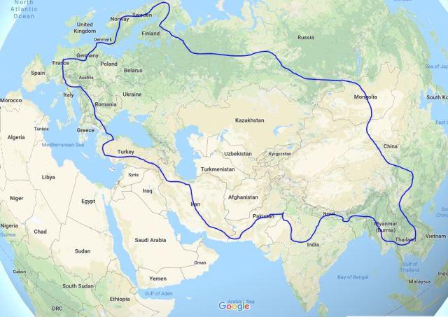 itinéraire 3 bis